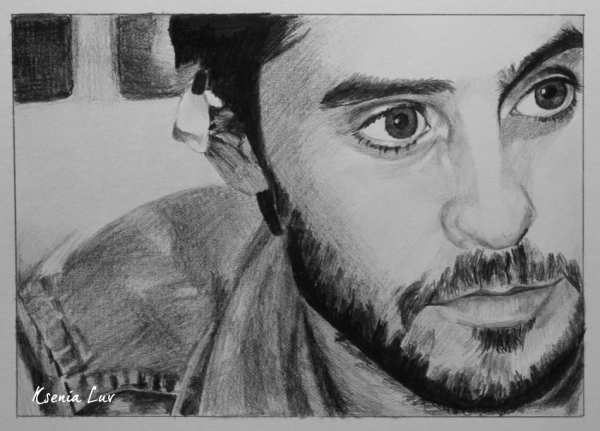 Jared Leto by Ksenia22